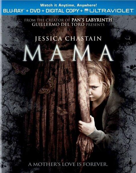 ���� / Mama (2013) BDRip 1080p / 720p + HDRip