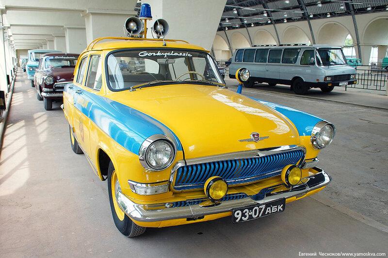 ВДНХ. Автопром. ГАЗ21Р. ГАИ. 1958 1962. 01.08.14.01..jpg
