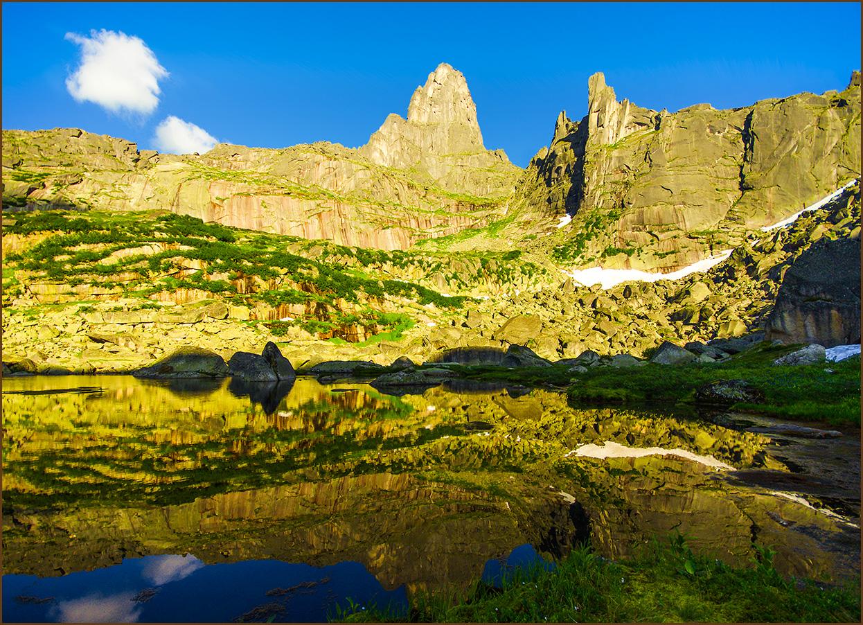 Златые горы