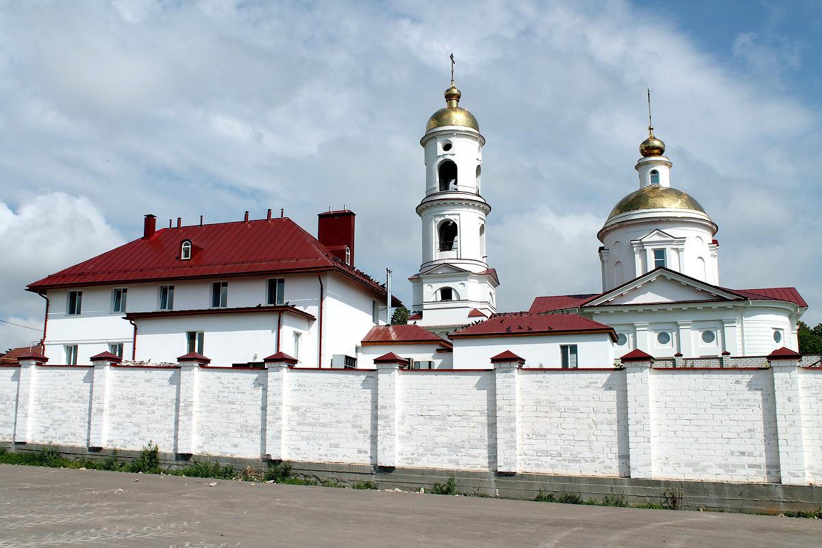 Поездка по Верхнеуслонскому району Татарстана и в Свияжск