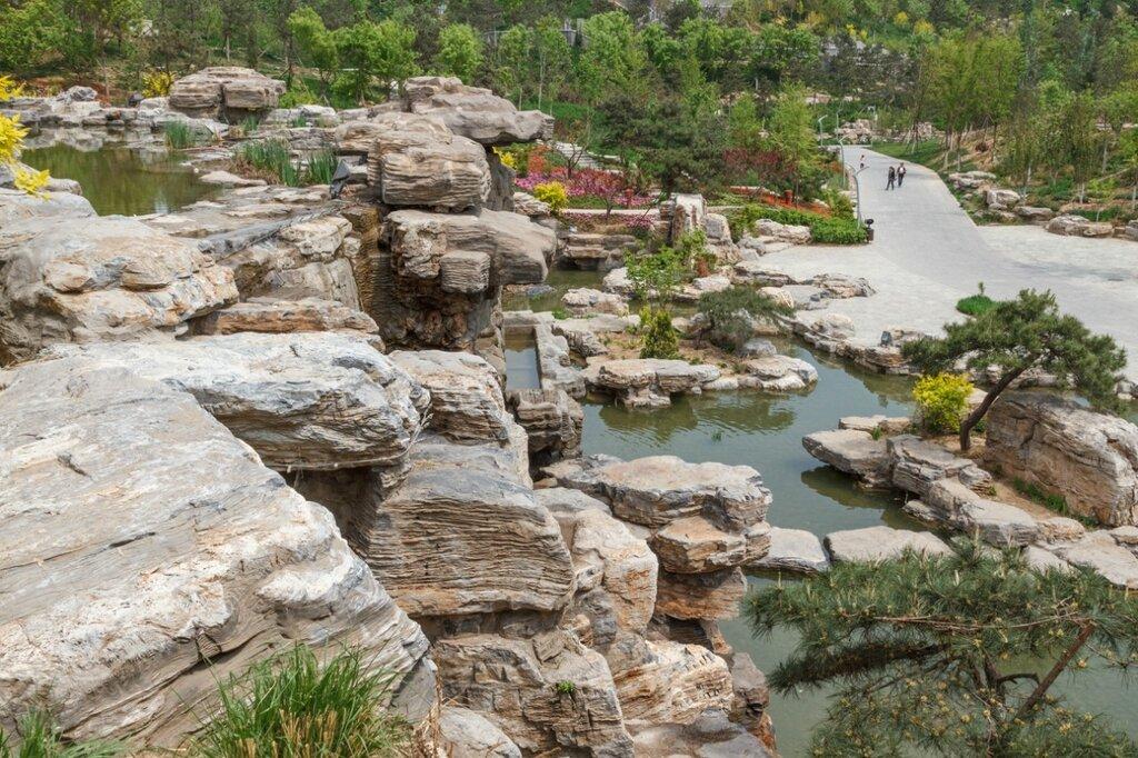 Прекрасная долина, парк-выставка садов