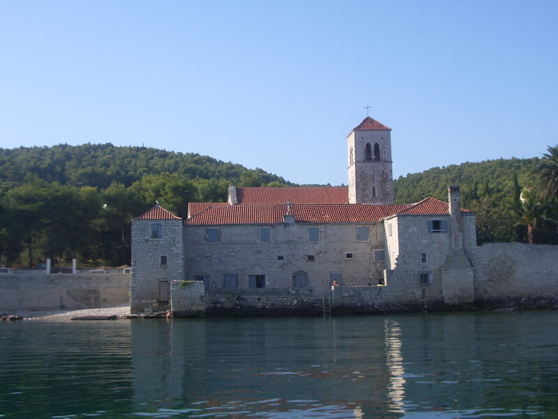 Церковь Свети Криз - Хорватия (Church of Sveti Kriz – Croatia)