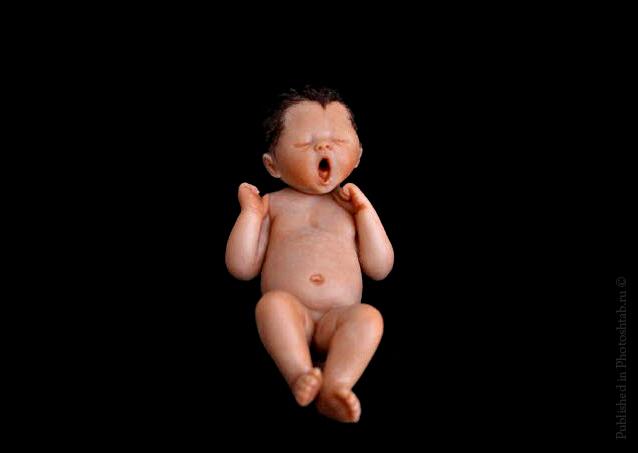 Маленькие куклы Камиллы Аллен