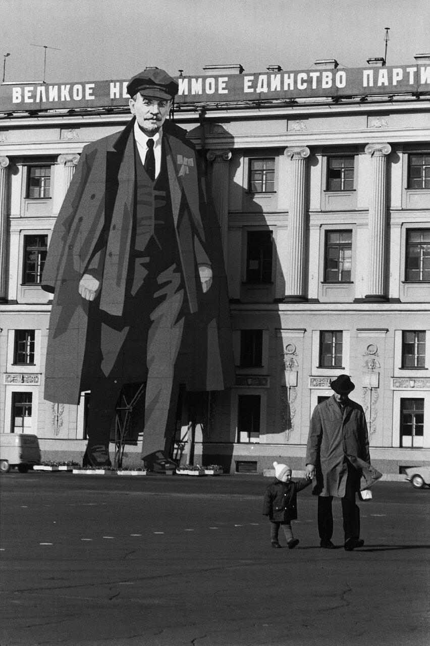 1972. Ленинград.  9 мая