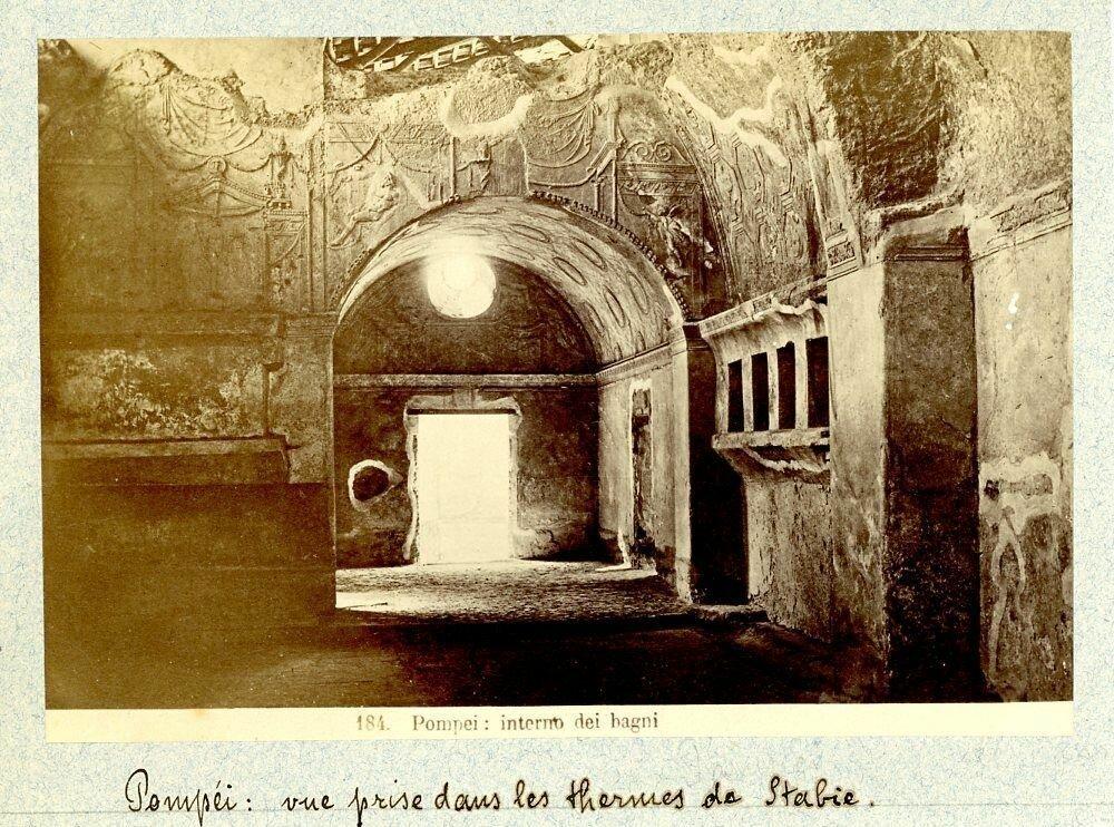 1880. Интерьер терм