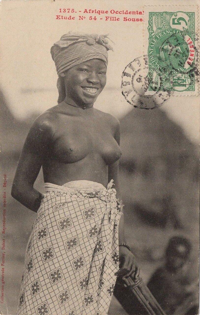 1375. Женщина народа сусу