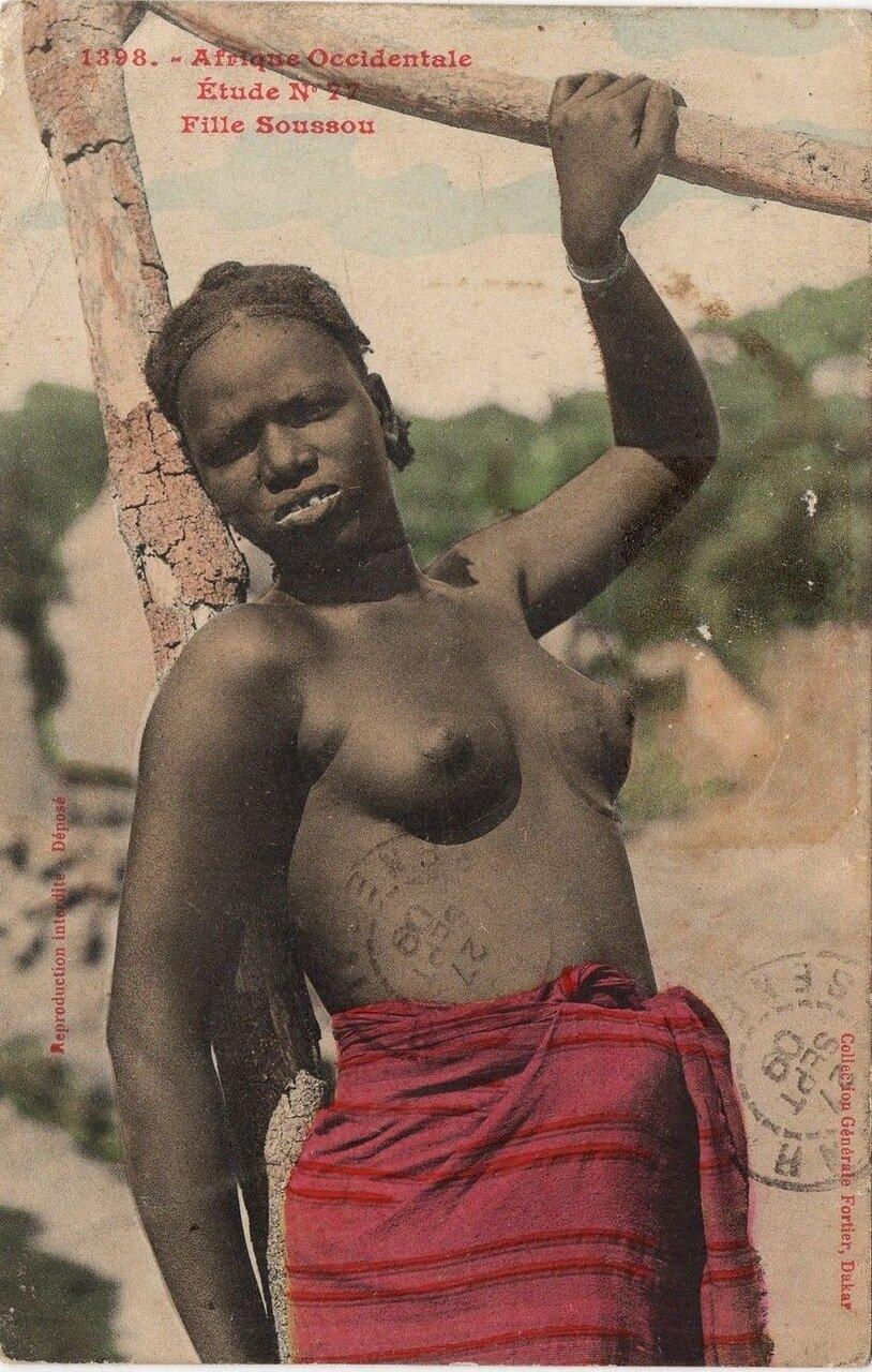 1398. Женщина народа сусу