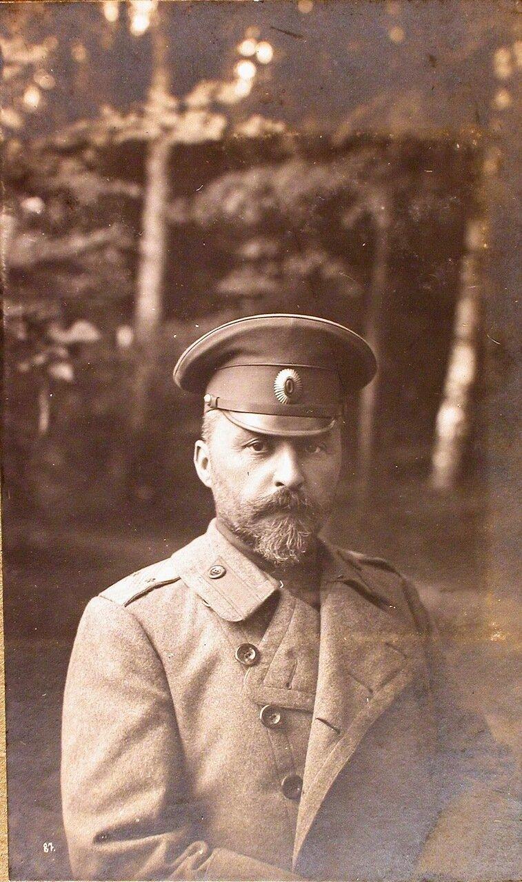 03. Генерал-квартирмейстер Генерального штаба генерал-майор Соковнин