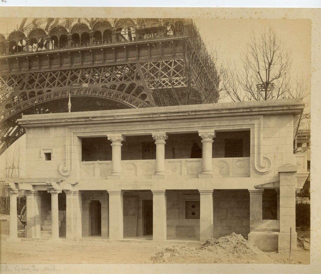 Здание в византийском стиле