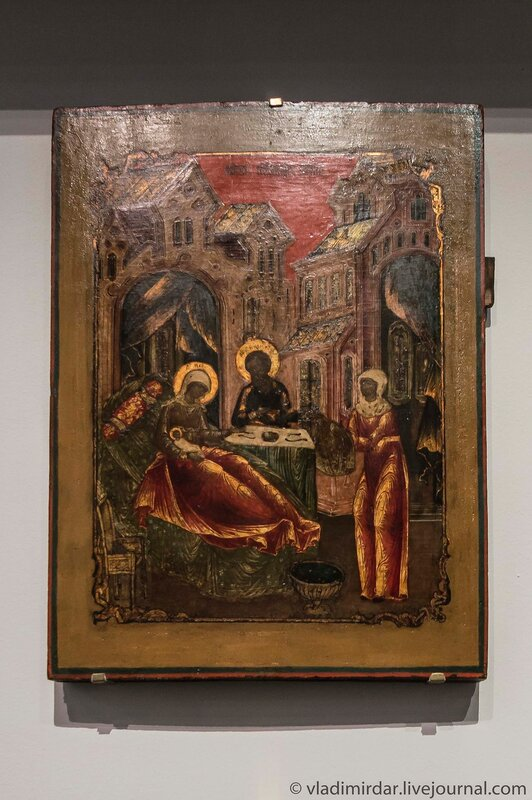 Рождество Варфоломея–Сергия
