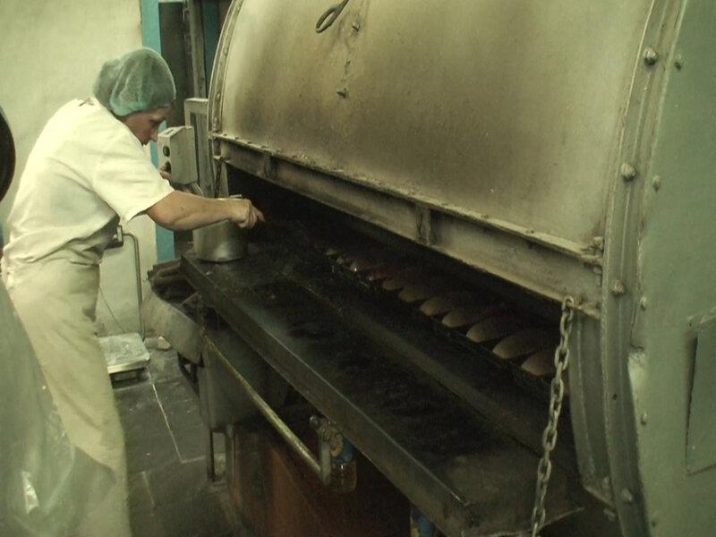 Соловецкая пекарня