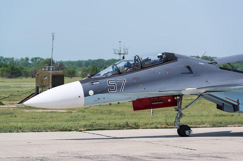 Сухой Су-30МК (RF-93667 / 57 синий) D805579