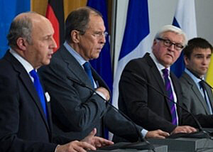 Встреча в Берлине: продвижения по Украине - нет