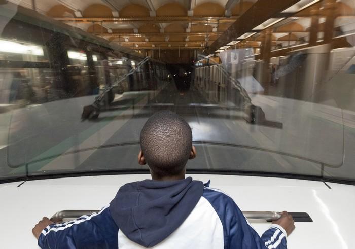 Siemens rustet Paris mit fahrerloser U-Bahn aus / Siemens equips