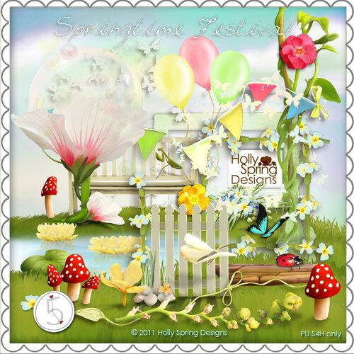 Spring time Festival