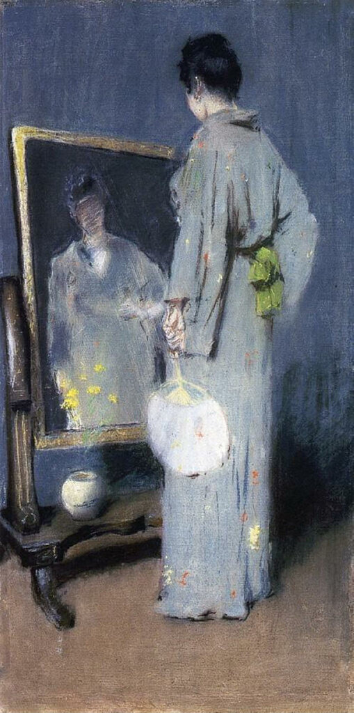 Making Her Toilet (aka At Her Toilet), 1889.jpeg