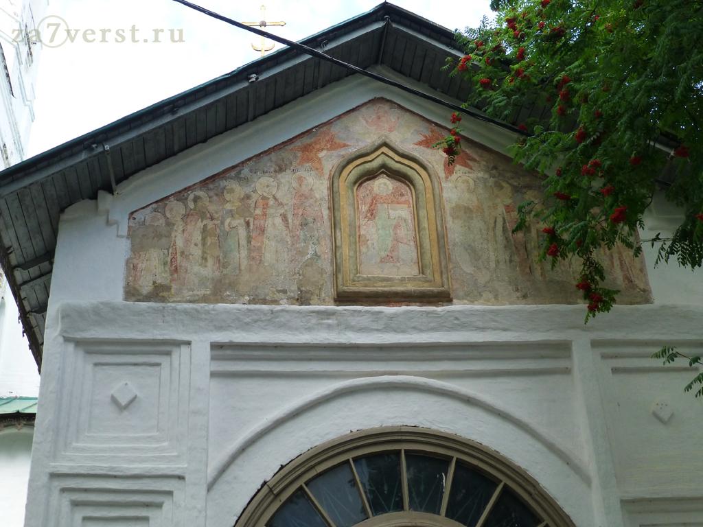 Храмы Ярославля