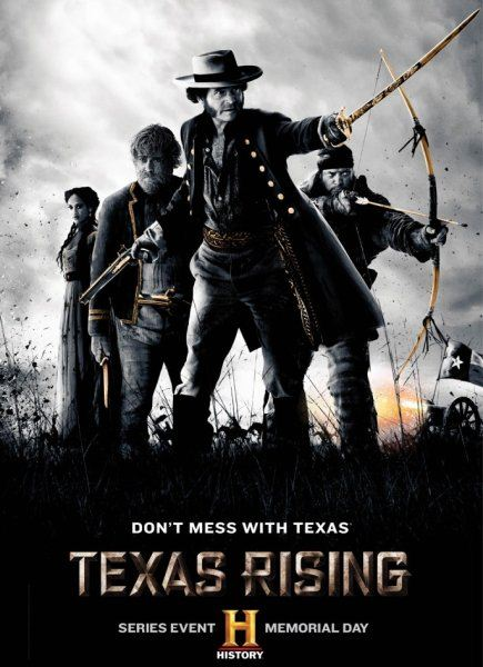 ��������� ������ /Texas Rising (1 �����/2015/WEB-DLRip)