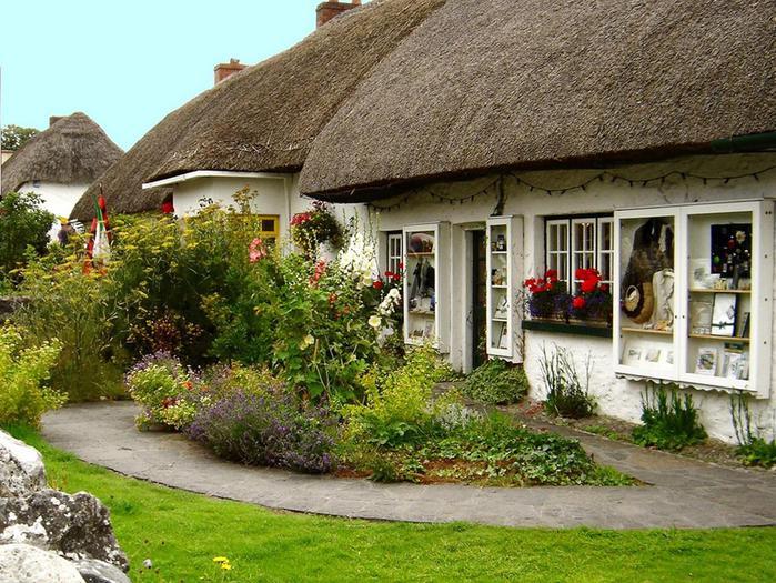 Адэр, самая красивая деревня Ирландии 0 10cf91 e0bd9ef7 orig
