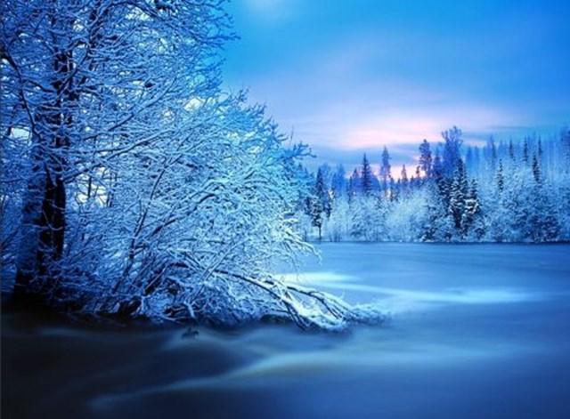 100 самых красивых зимних фотографии: пейзажи, звери и вообще 0 10f584 f0159fd2 orig