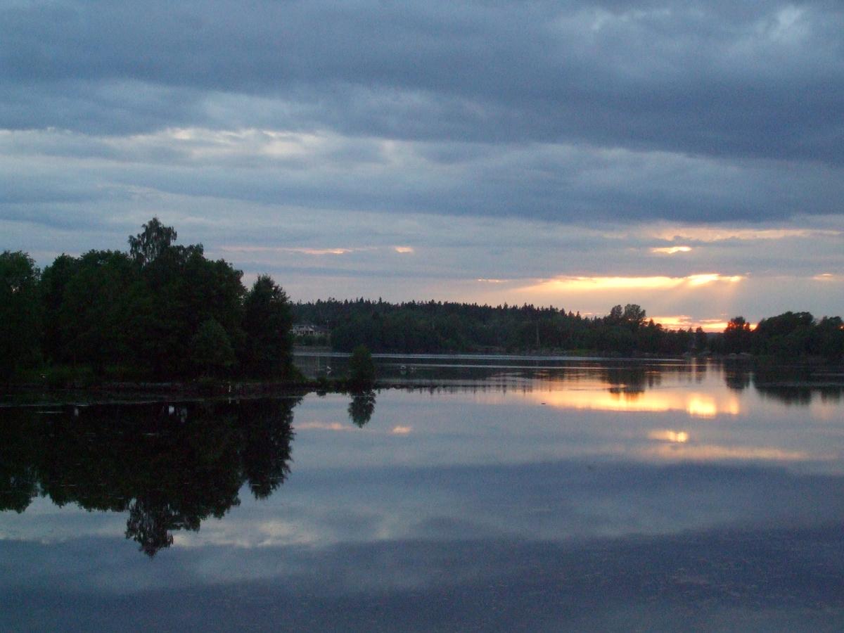фото, лааву, Финляндия, Haukvuoren laavu