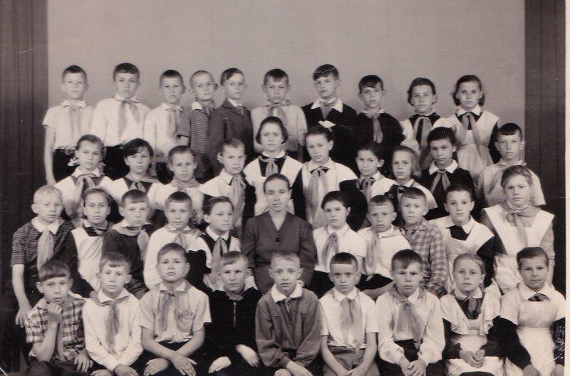 Школа № 13 1966 год