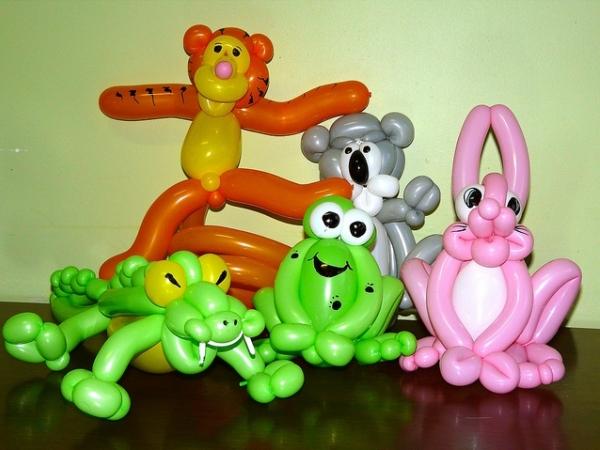 Воздушные шары для праздничного настроения