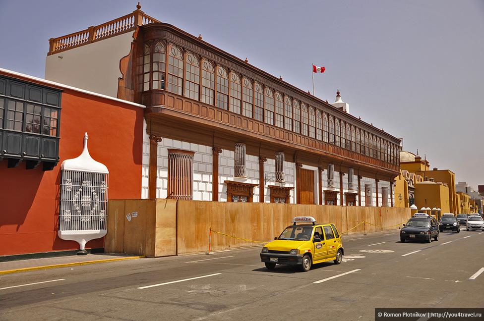 0 15e317 c2953d7e orig Трухильо – крупнейший город севера Перу