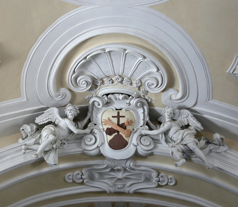 Ischia, Forio. The Church of St. Francis (Chiesa di San Francesco d'Assisi)