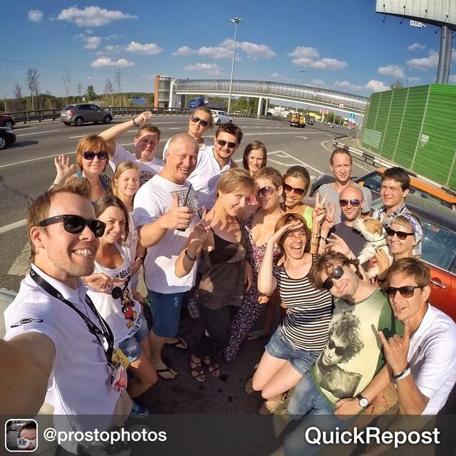 #minipeople #minidriversrussia2014 Первый официальный профег миникуперов
