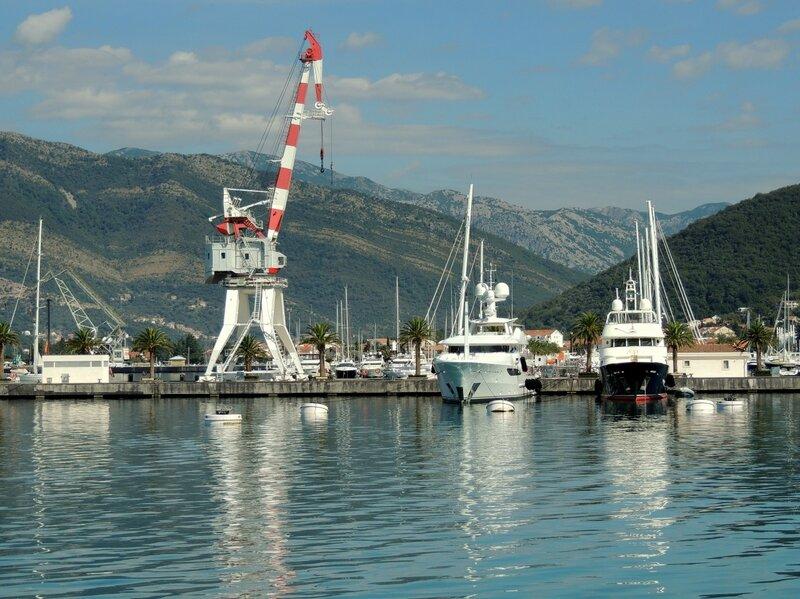 Порт Монтенегро
