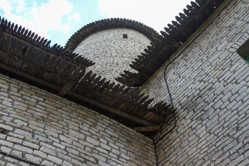 Троицкая (Часовая) башня, Псковский Кром