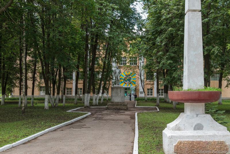 Здание Рязанского музея Дальней Авиации