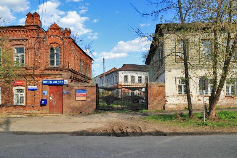 Старые дома, Гороховец