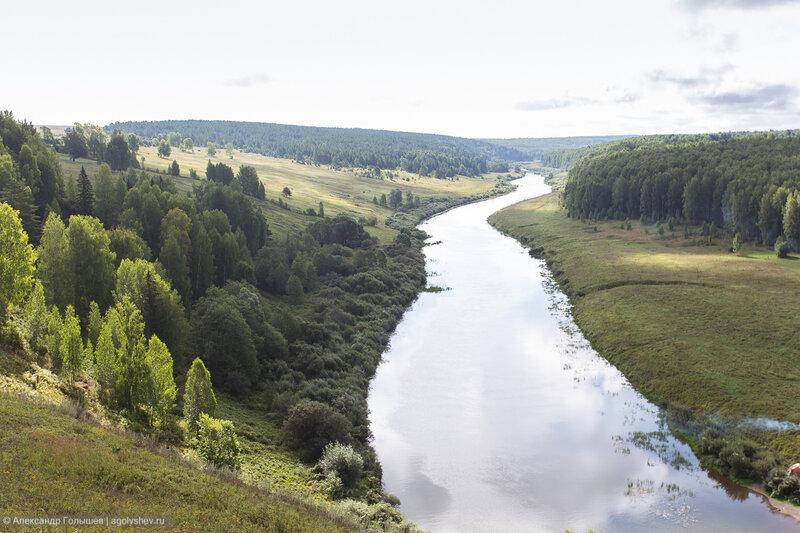 Водный поход по Немде