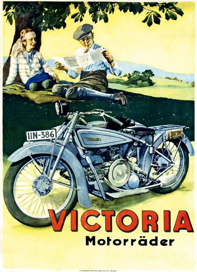 Victoria - Германия (1926 год)