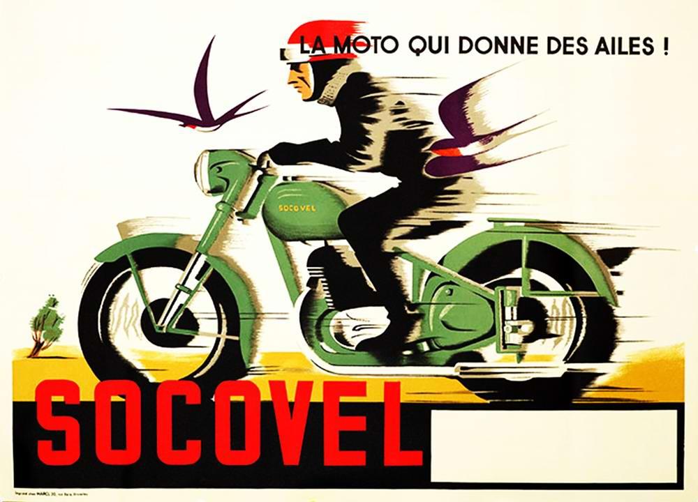 Socovel - Франция (1948 год)
