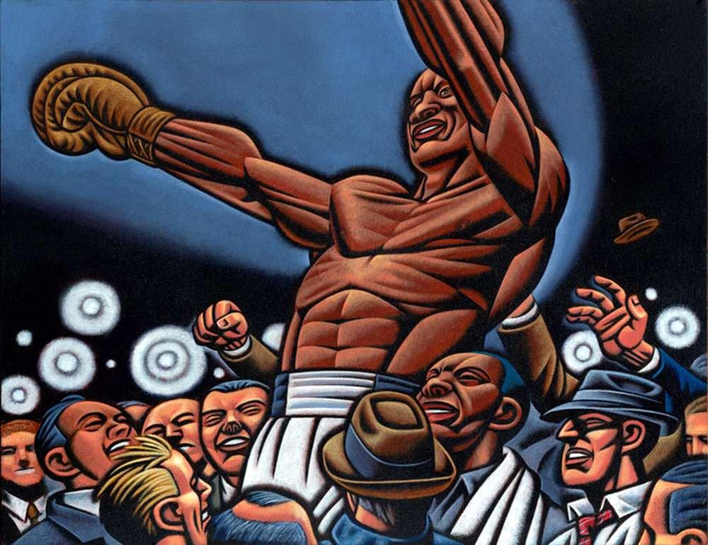 Бокс: Спортивный кумир