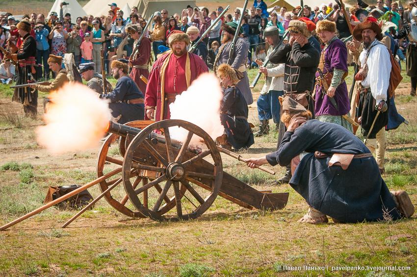 VIII фестиваль исторической реконструкции