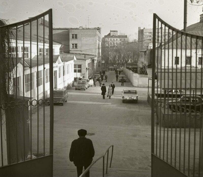 Московские рынки ушедшей эпохи