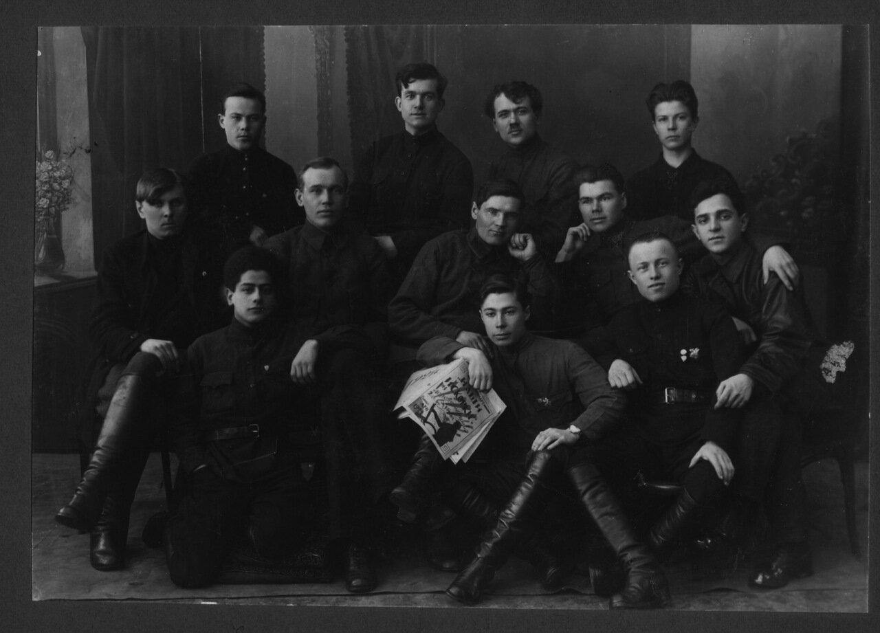 1924, апрель. Ленинград