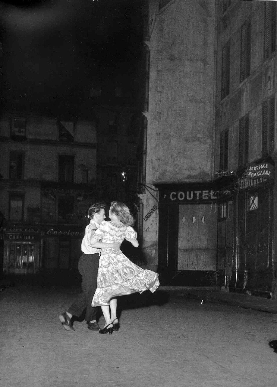 1949. Последний вальс