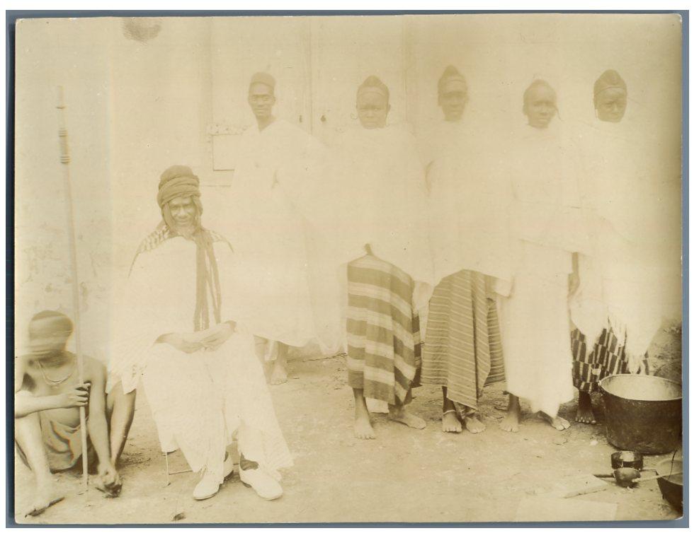Женщины Самори Туре. 1895