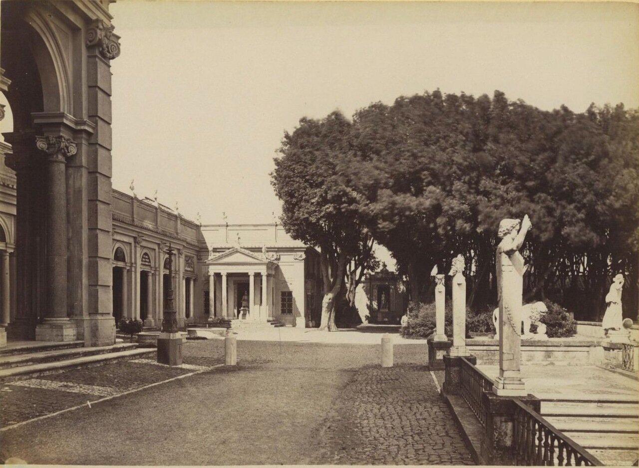 Вилла Альбани. 1880