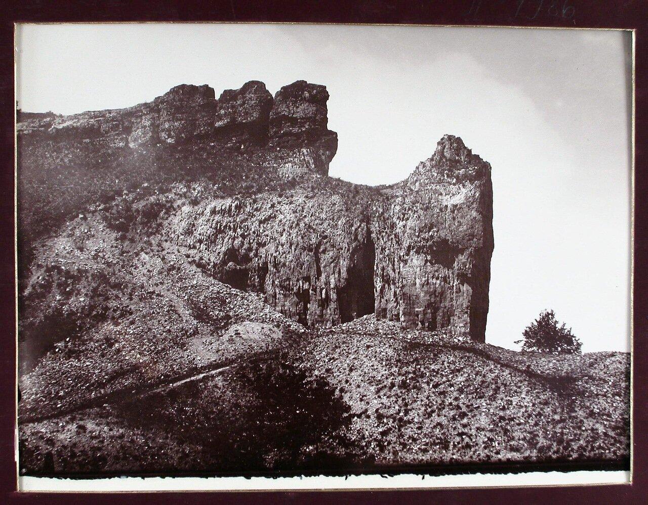 18. Вид гор «Козьи рожки»