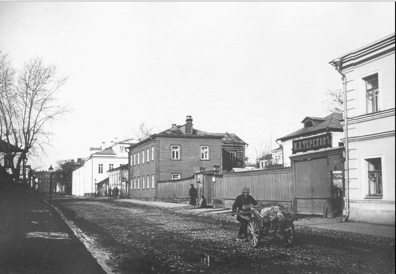 421. 1913. 2-ой Бабьегородский переулок