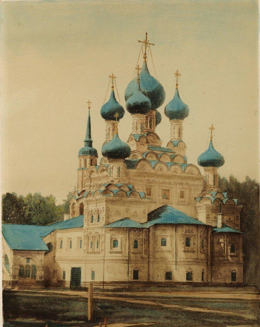 687. Церковь Живоначальной Троицы. 1870-е.
