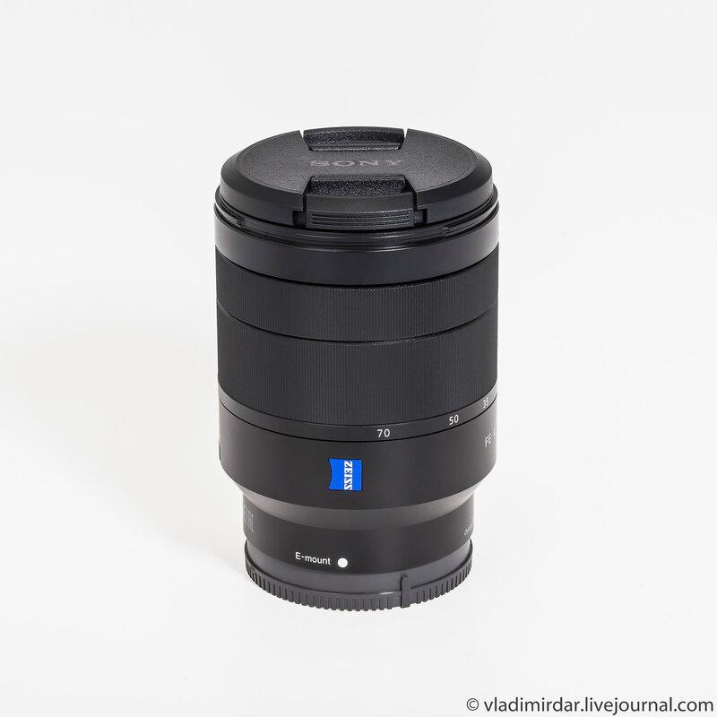 Объектив Sony FE 24-70mm F4 ZA OSS Carl Zeiss Vario Tessar T*
