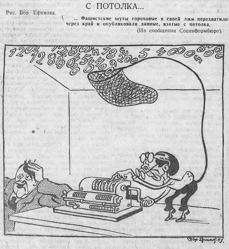 «Красная звезда», 26 февраля 1943 года, Геббельс о русских, пропаганда Геббельса, идеология фашизма, цитаты Геббельса, тайны Третьего Рейха