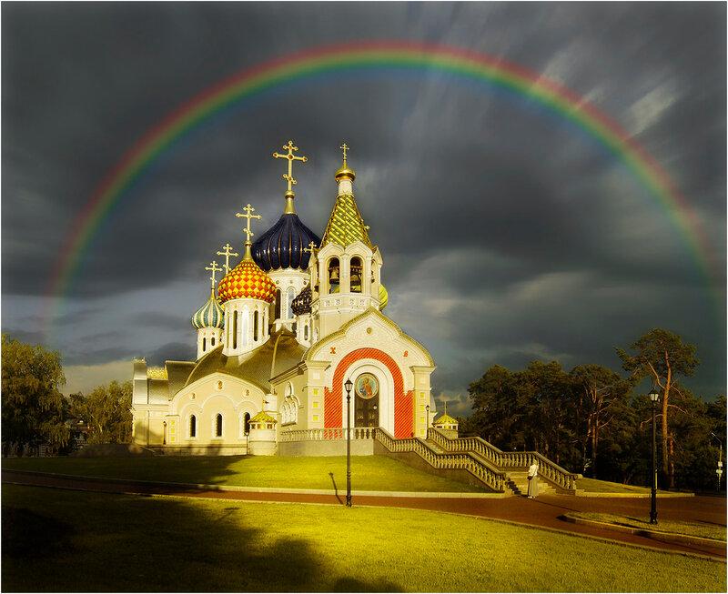 Храм в конце патриаршей дороги